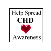 Spread CHD Awareness