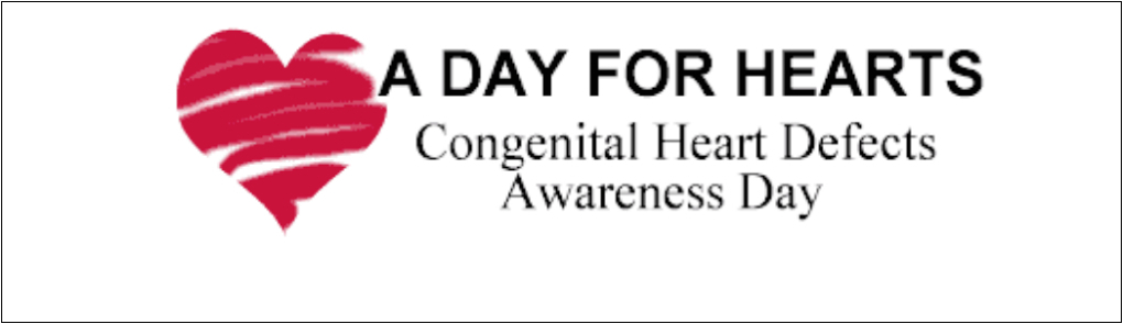 congenital heart defects awareness day